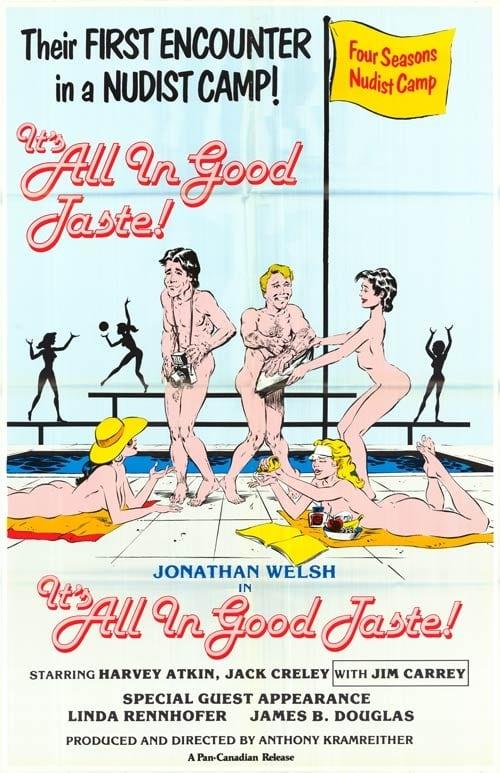 """Plakat von """"All in Good Taste"""""""