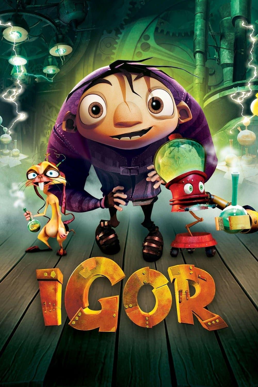 """Plakat von """"Igor"""""""