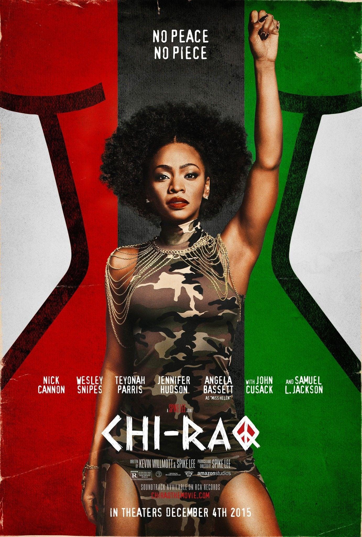 """Plakat von """"Chi-Raq"""""""