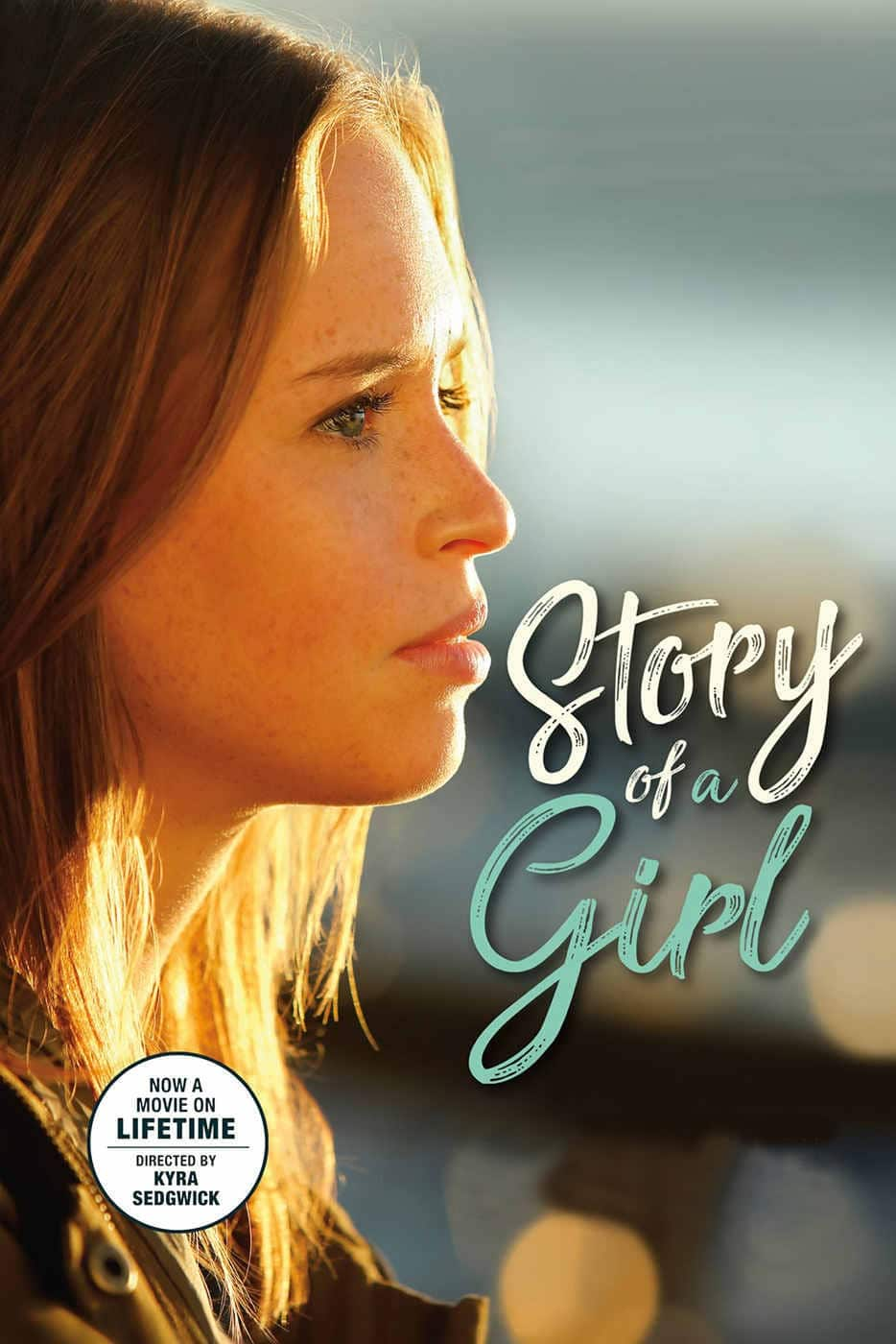 "Plakat von ""Story of a Girl"""
