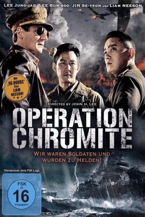 """Plakat von """"Operation Chromite"""""""