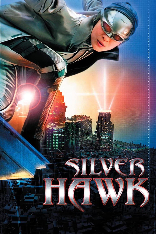 """Plakat von """"Silver Hawk"""""""