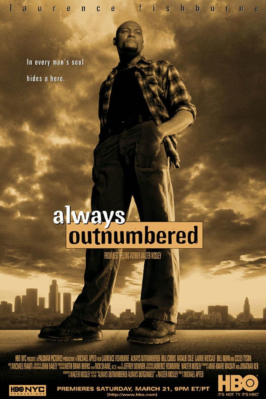 """Plakat von """"Always Outnumbered"""""""