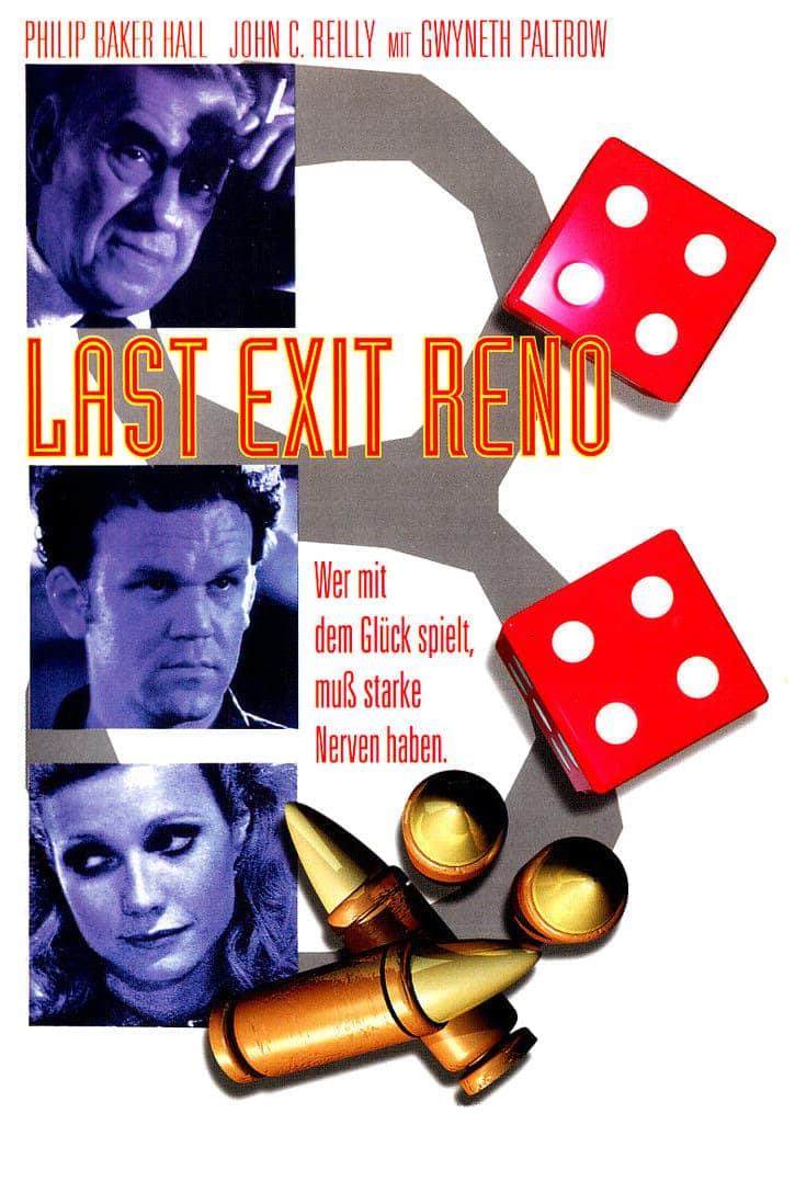 """Plakat von """"Last Exit Reno"""""""