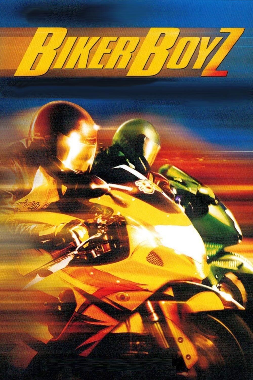 """Plakat von """"Biker Boyz"""""""