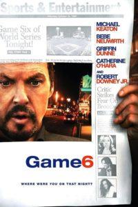 """Plakat von """"Game 6"""""""