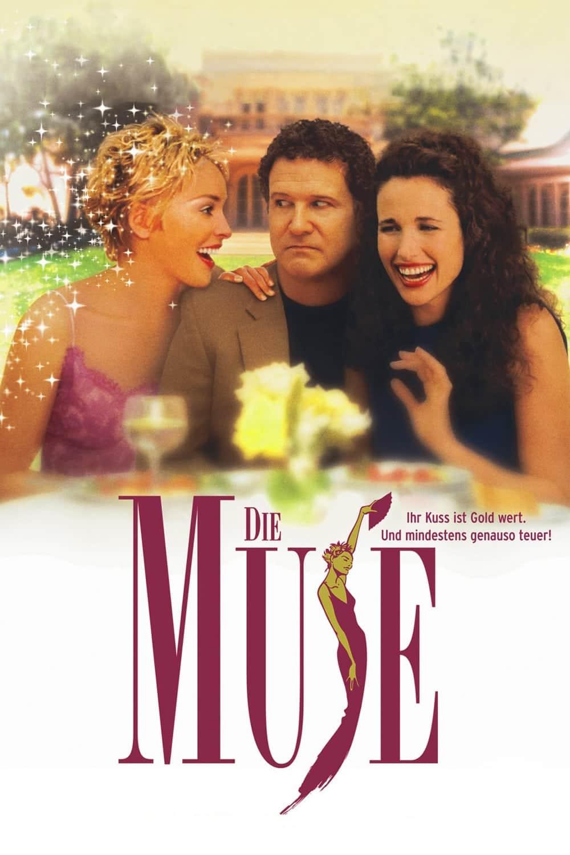 """Plakat von """"Die Muse"""""""