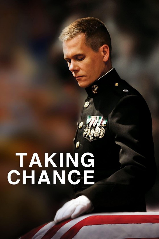 """Plakat von """"Taking Chance"""""""