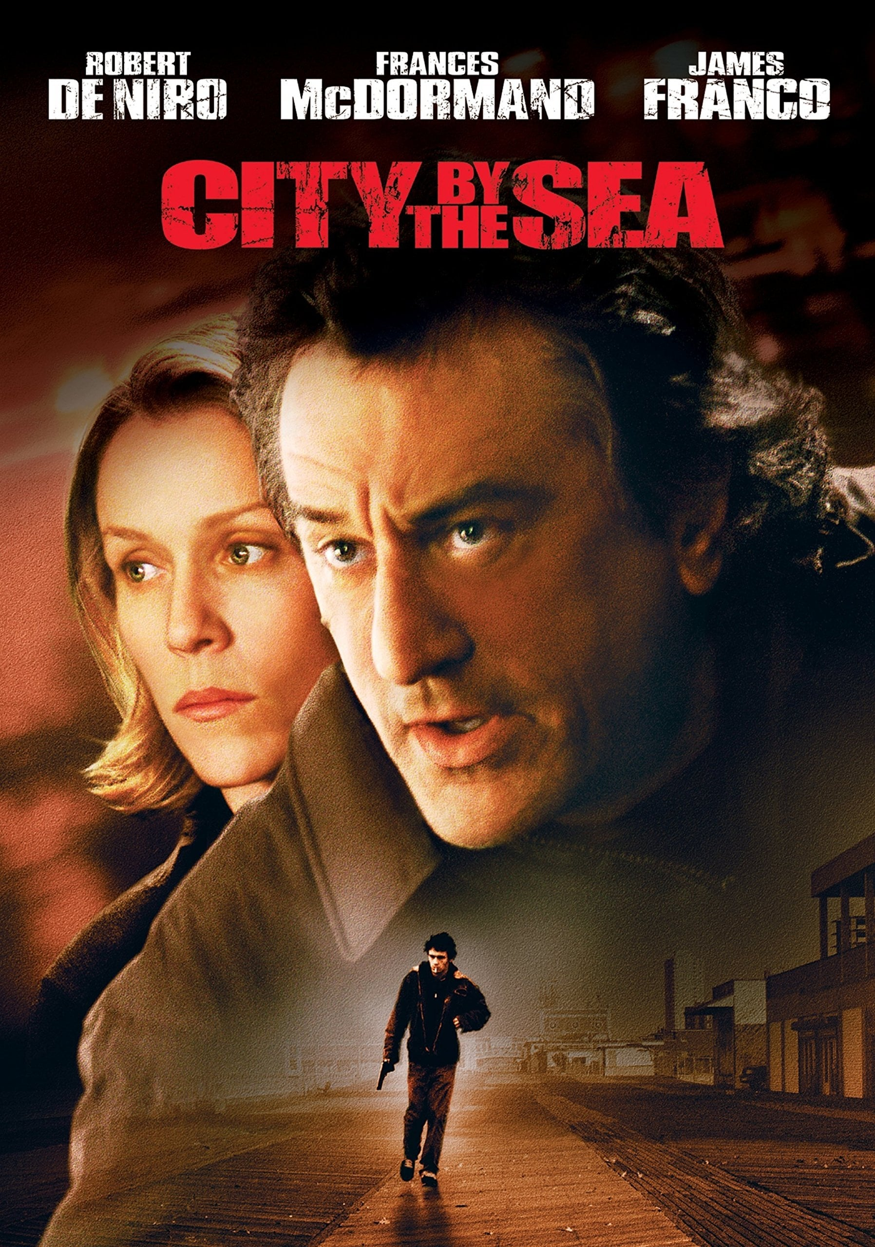 "Plakat von ""City By The Sea"""