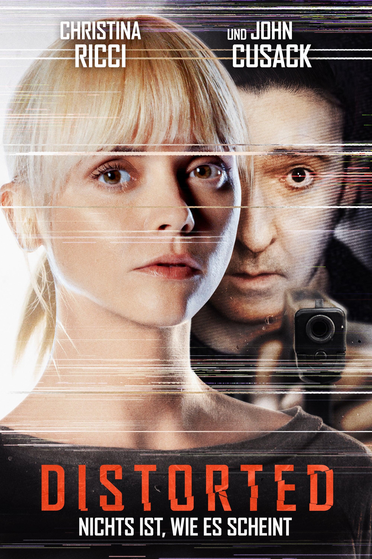 """Plakat von """"Distorted - Nichts ist wie es scheint"""""""