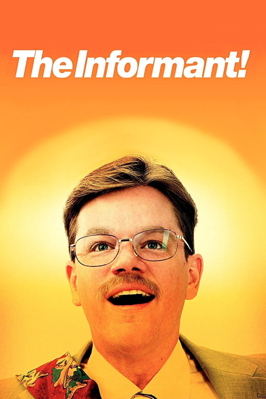"""Plakat von """"Der Informant!"""""""