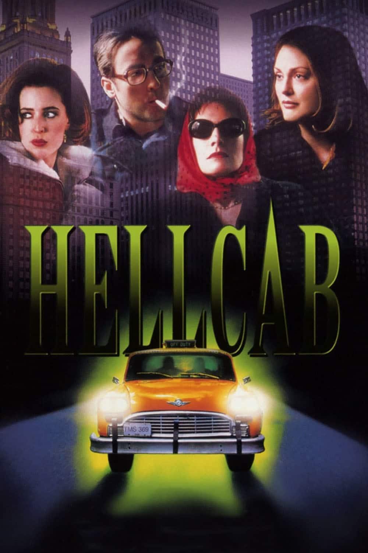 "Plakat von ""Chicago Cab"""