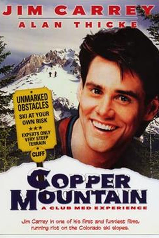 """Plakat von """"Spaß am Copper Mountain"""""""