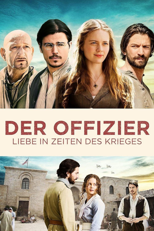 """Plakat von """"Der Offizier - Liebe in Zeiten des Krieges"""""""