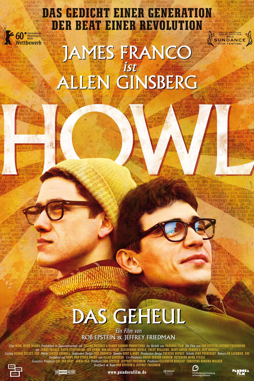 """Plakat von """"Howl"""""""