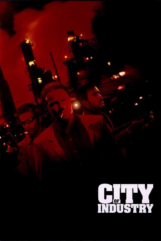"Plakat von ""City of Industry"""