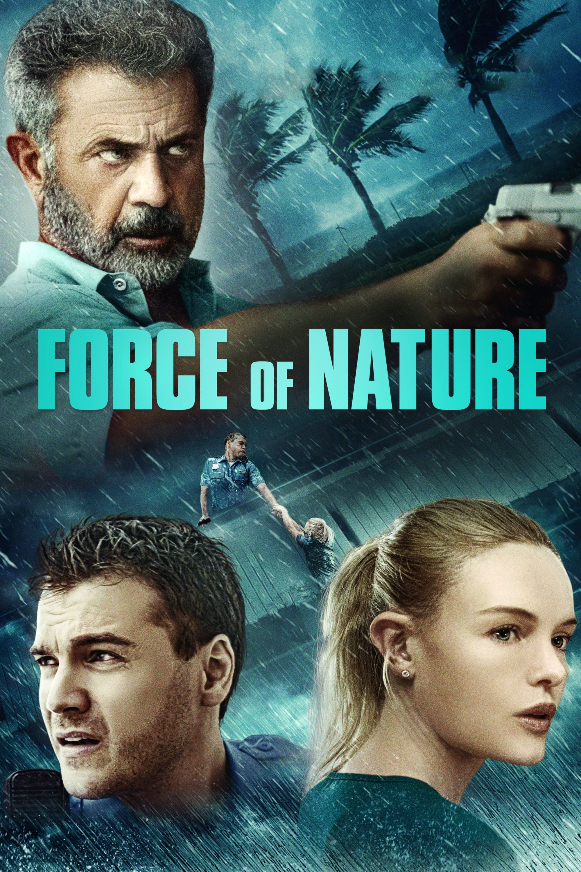 "Plakat von ""Force of Nature"""