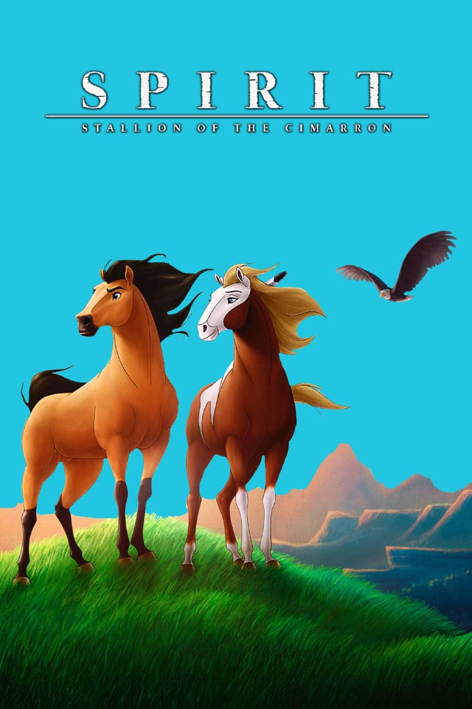 """Plakat von """"Spirit - Der Wilde Mustang"""""""