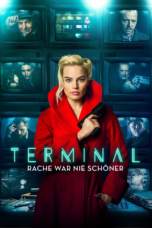 """Plakat von """"Terminal - Rache war nie schöner"""""""