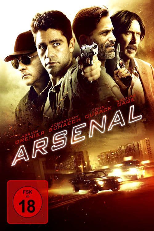 """Plakat von """"Arsenal"""""""