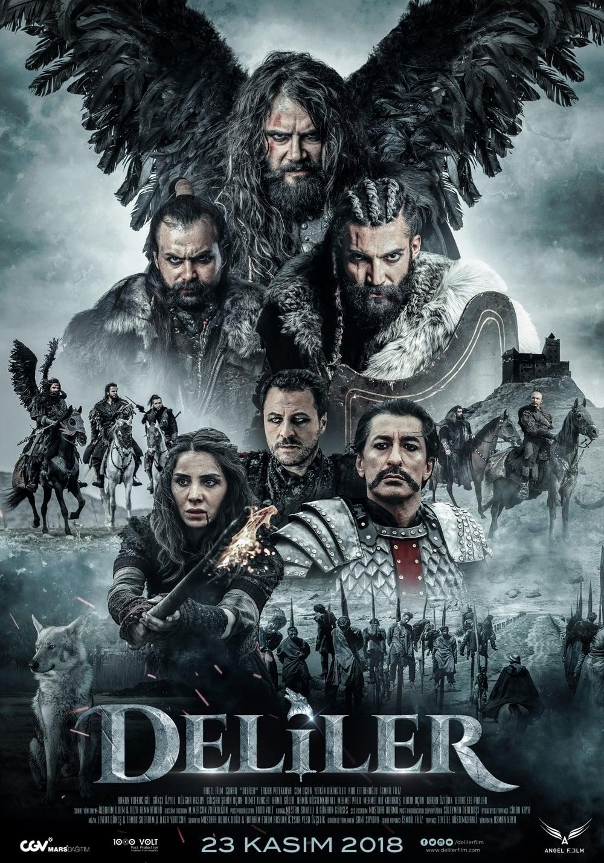 """Plakat von """"Deliler"""""""