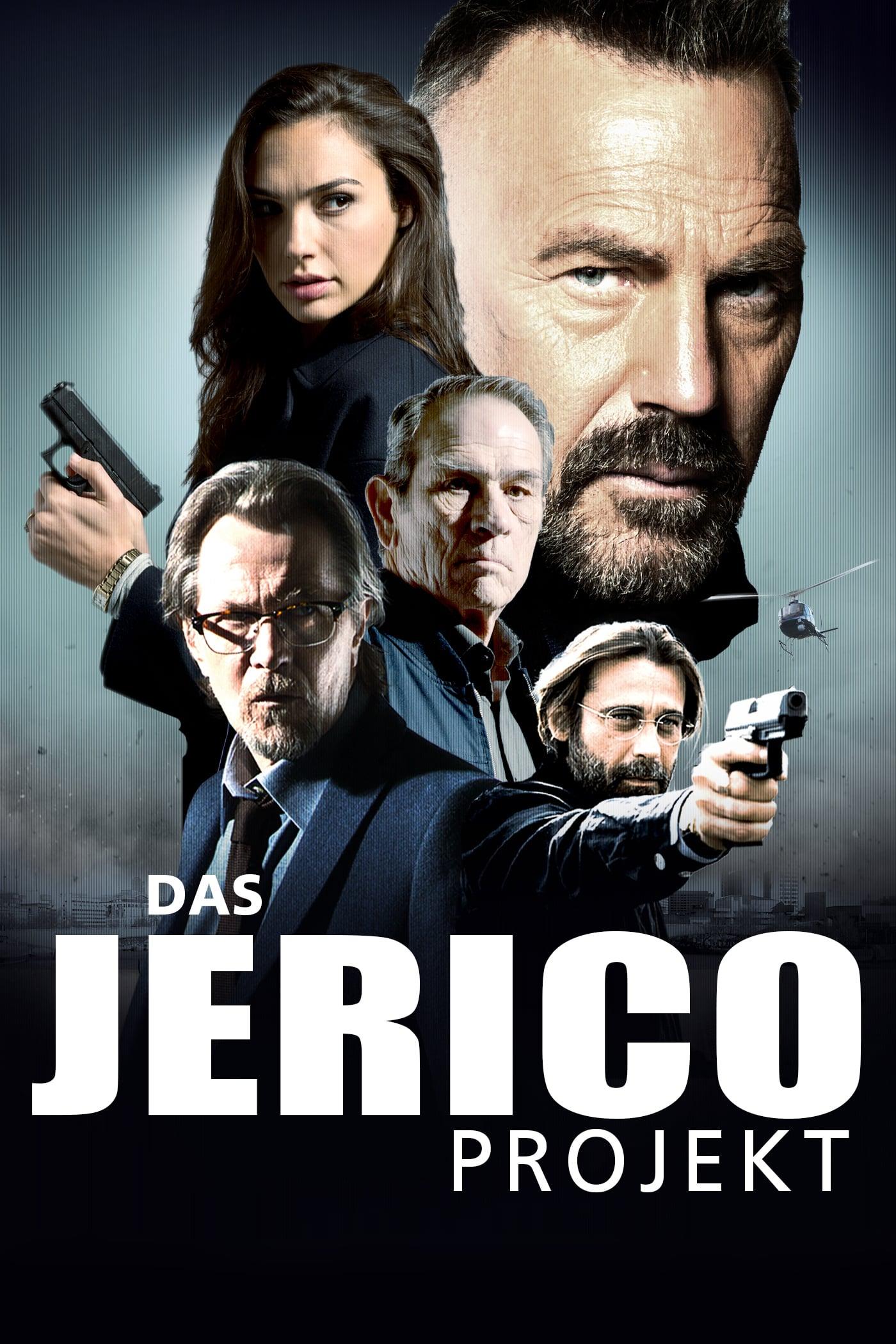 "Plakat von ""Das Jerico-Projekt: Im Kopf des Killers"""