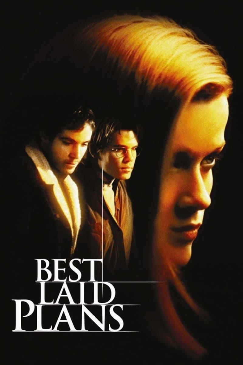 """Plakat von """"Best Laid Plans"""""""