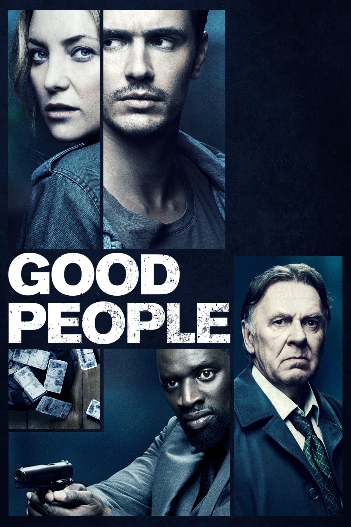 "Plakat von ""Good People"""
