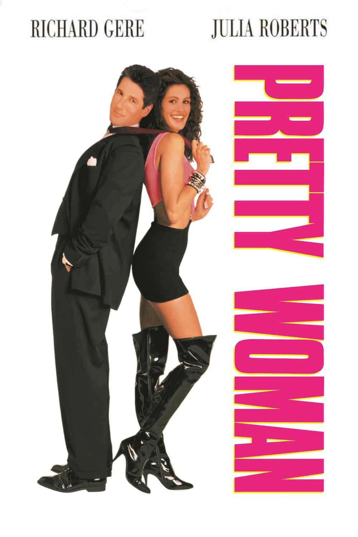 """Plakat von """"Pretty Woman"""""""