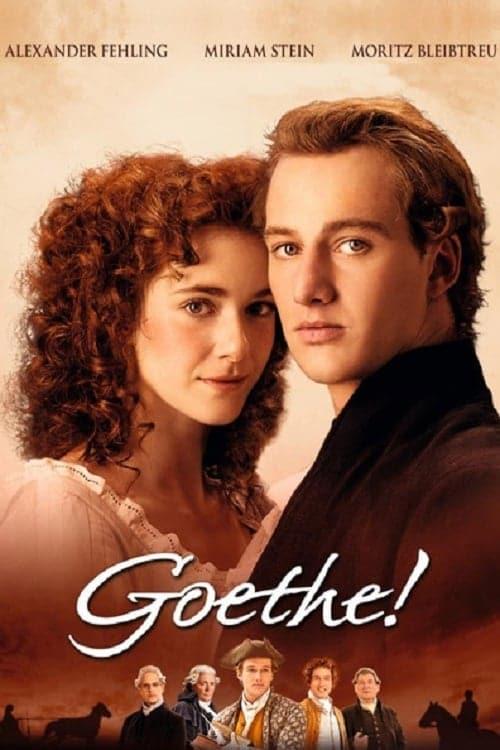 """Plakat von """"Goethe!"""""""