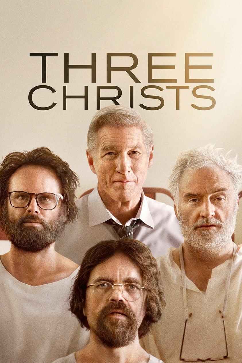 """Plakat von """"Three Christs"""""""