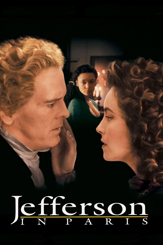 """Plakat von """"Jefferson in Paris"""""""