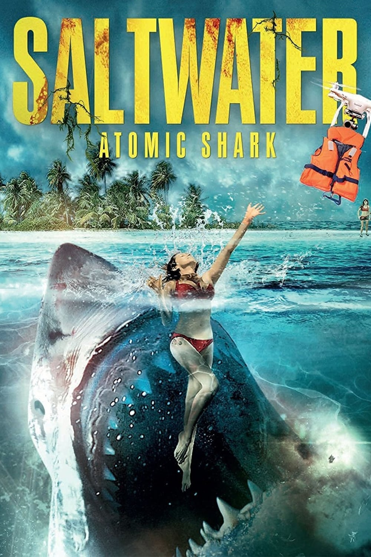 """Plakat von """"Atomic Shark"""""""