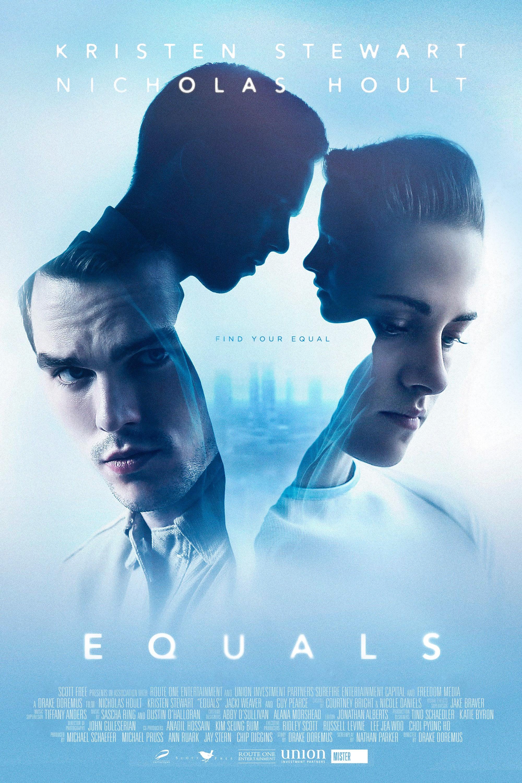 """Plakat von """"Equals - Euch gehört die Zukunft"""""""
