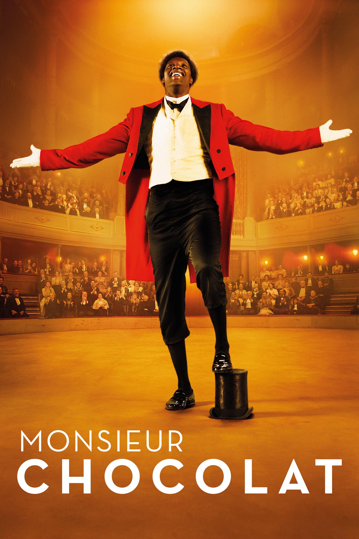 "Plakat von ""Monsieur Chocolat"""