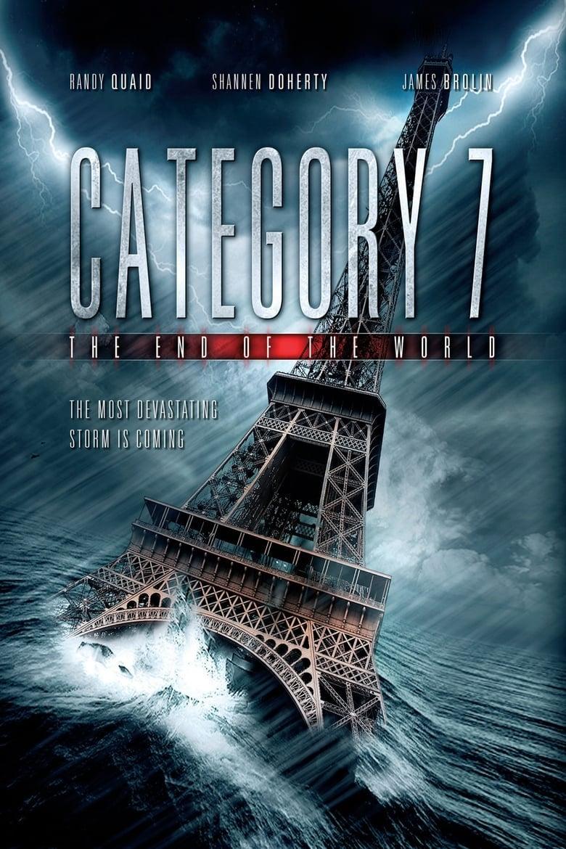 """Plakat von """"Category 7 – Das Ende der Welt"""""""
