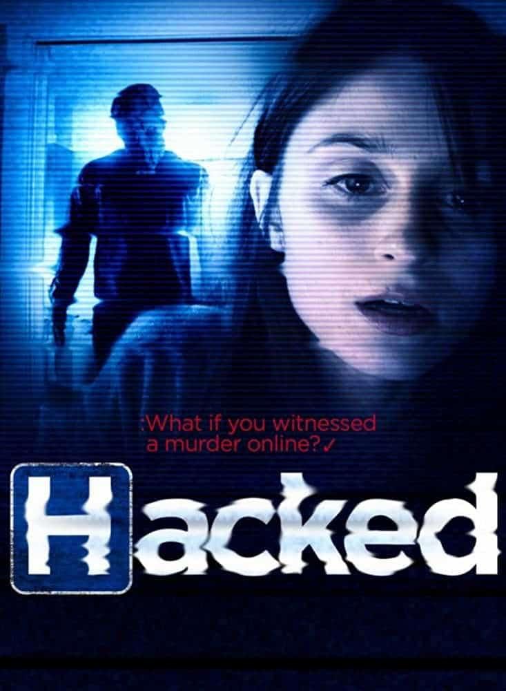 """Plakat von """"Hacked"""""""