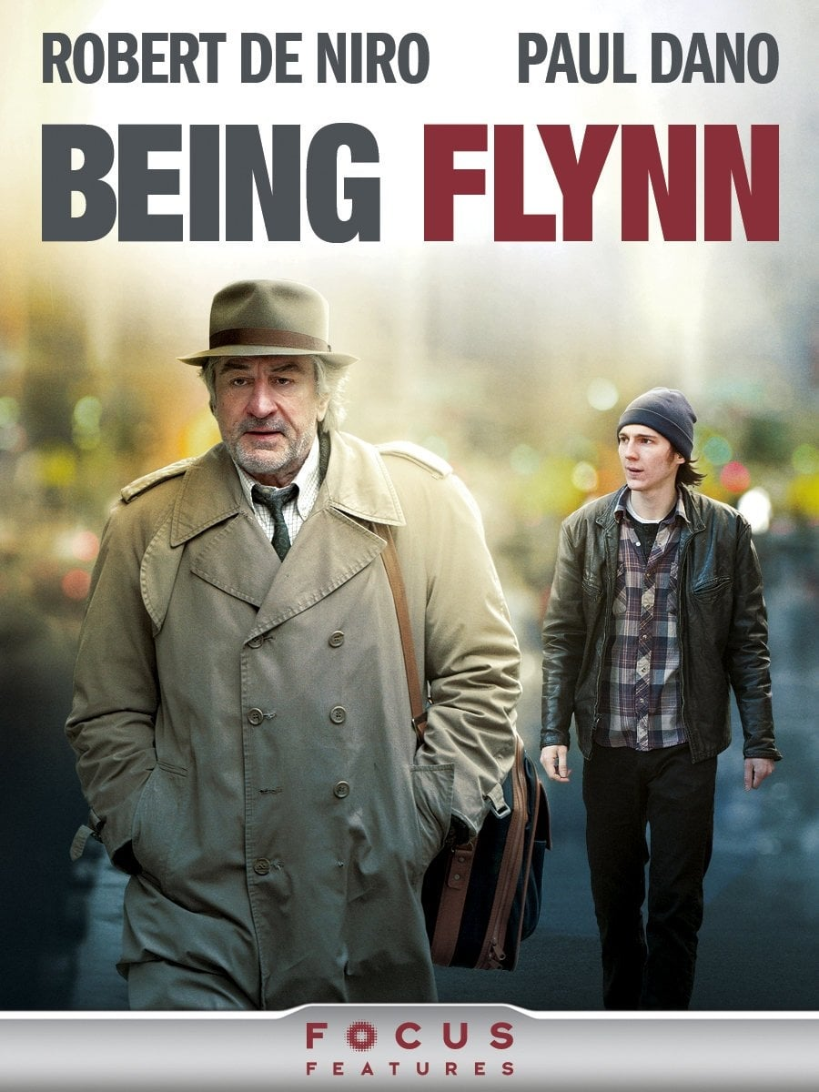"Plakat von ""Being Flynn"""