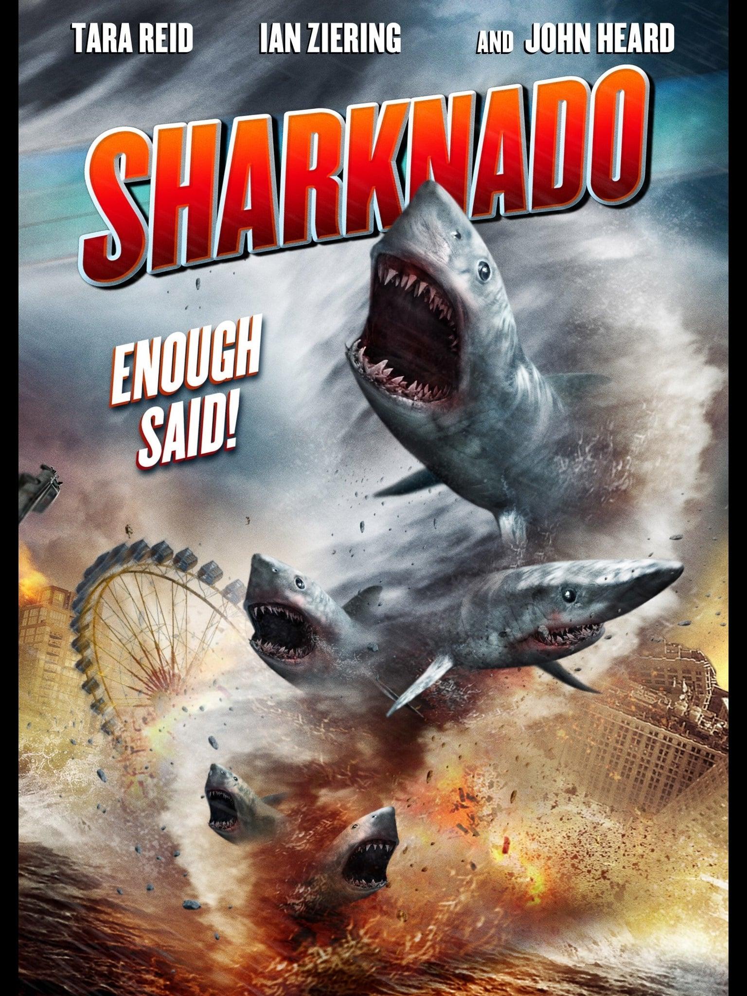 "Plakat von ""Sharknado"""