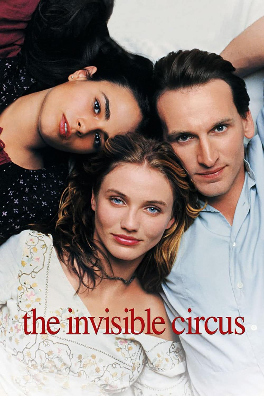 """Plakat von """"The Invisible Circus"""""""