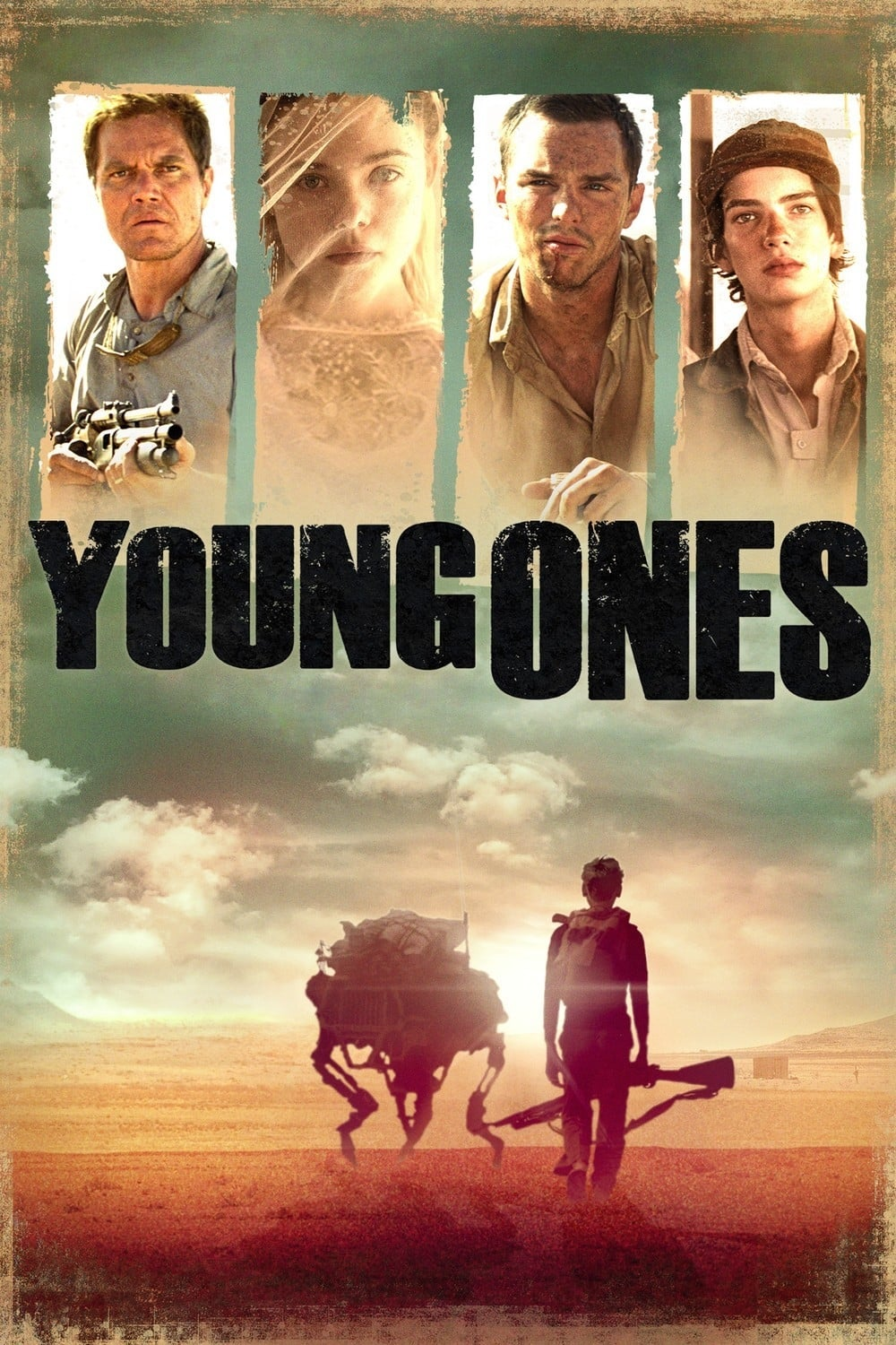 "Plakat von ""Young Ones"""