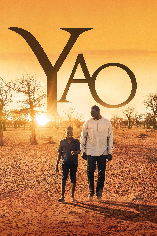 "Plakat von ""Yao"""