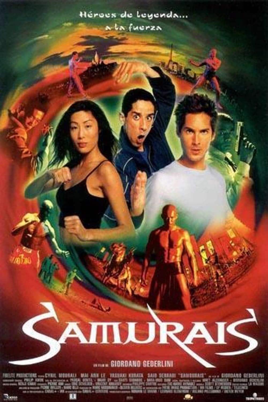 """Plakat von """"Samourais"""""""