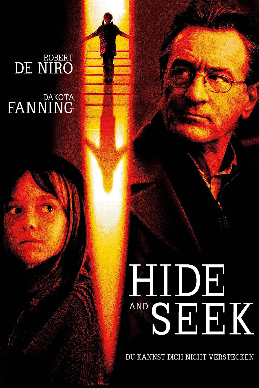 """Plakat von """"Hide and Seek - Du kannst dich nicht verstecken"""""""