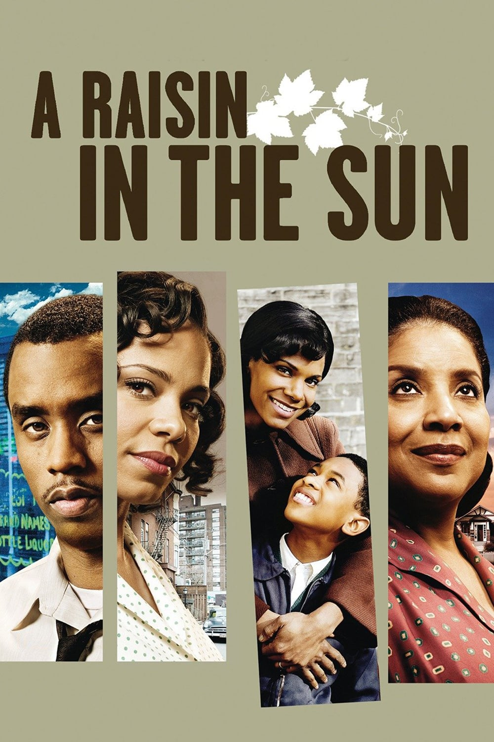 "Plakat von ""A Raisin in the Sun"""
