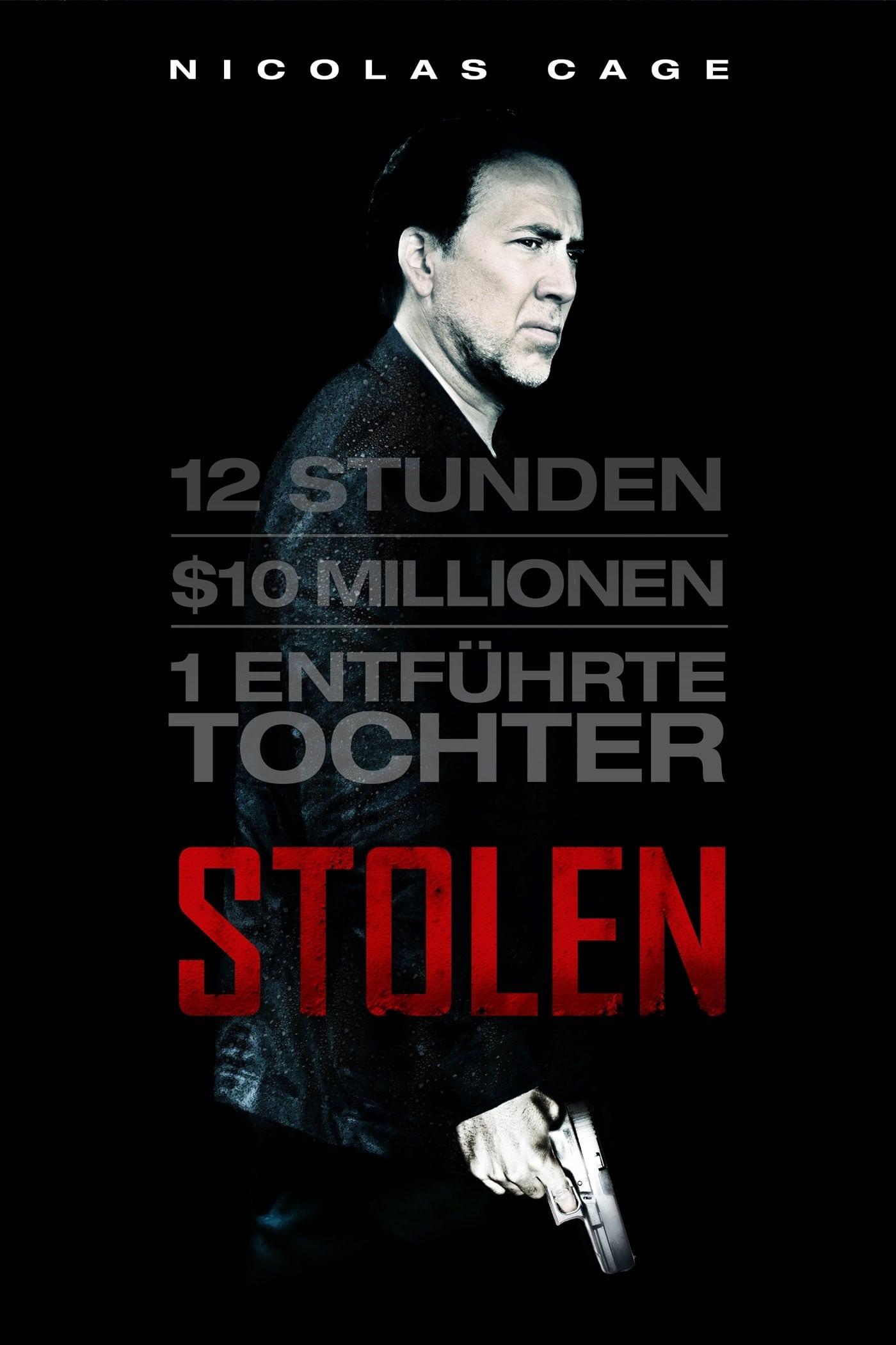 """Plakat von """"Stolen"""""""