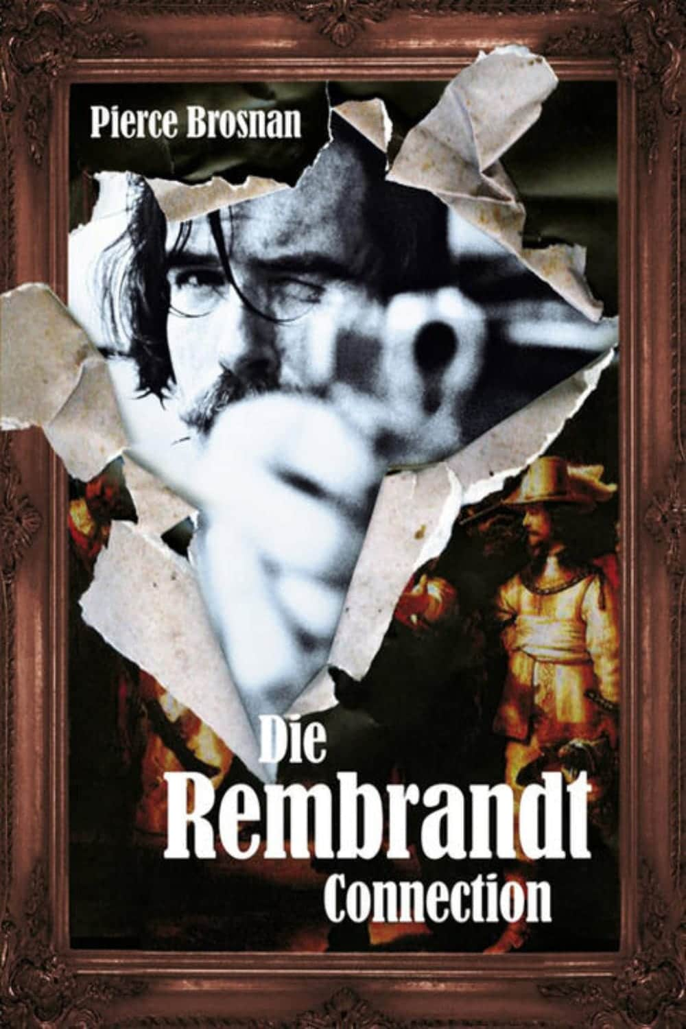 "Plakat von ""Die Rembrandt Connection"""