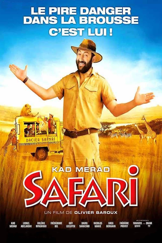 "Plakat von ""Safari"""