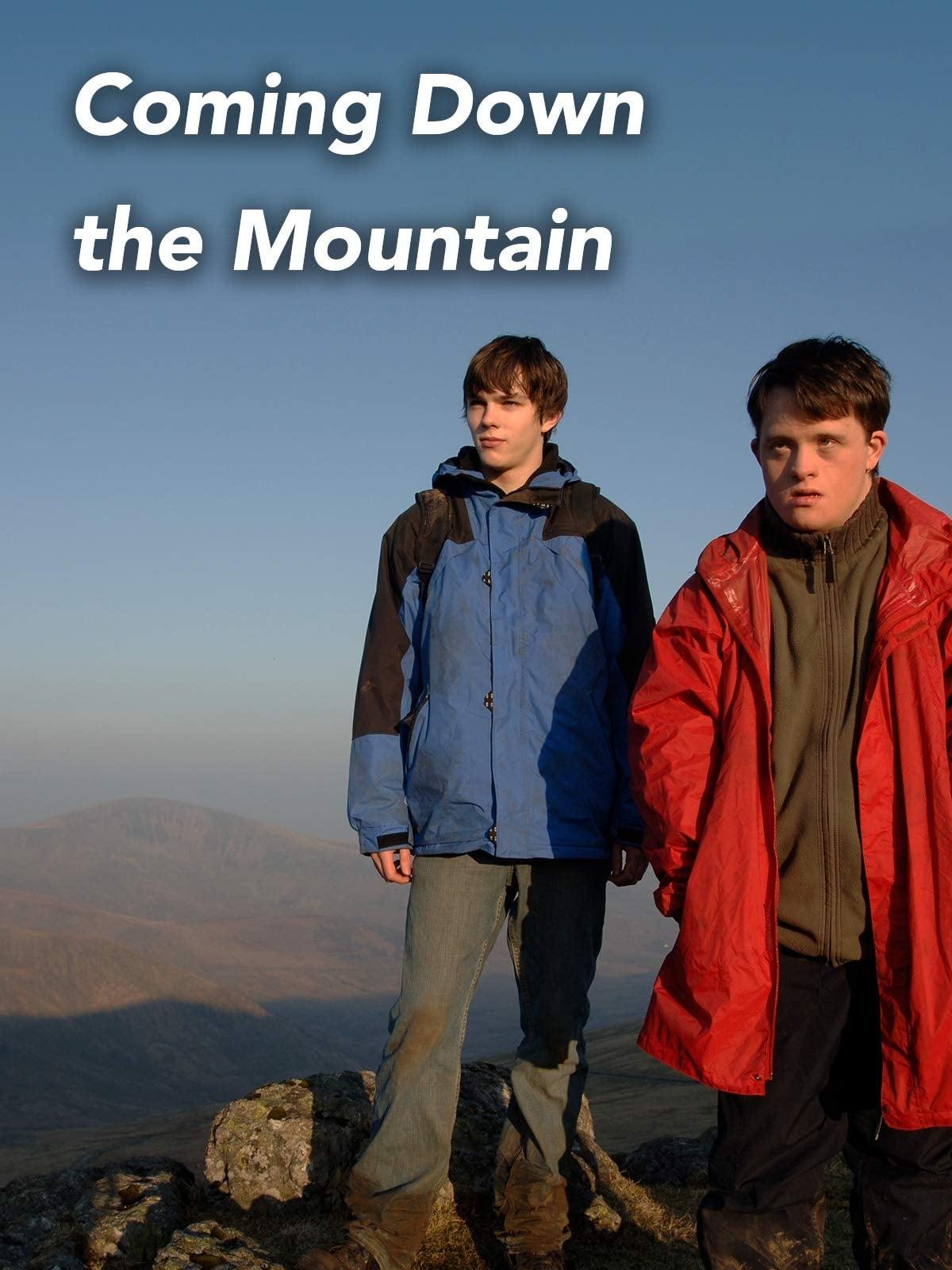 "Plakat von ""Coming Down the Mountain"""