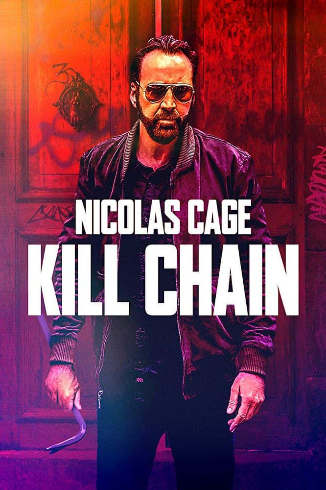 """Plakat von """"Kill Chain"""""""